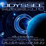 ODYSSEE BERLIN - PSY TRANCE SILVESTER PARTY 2010 FRONT