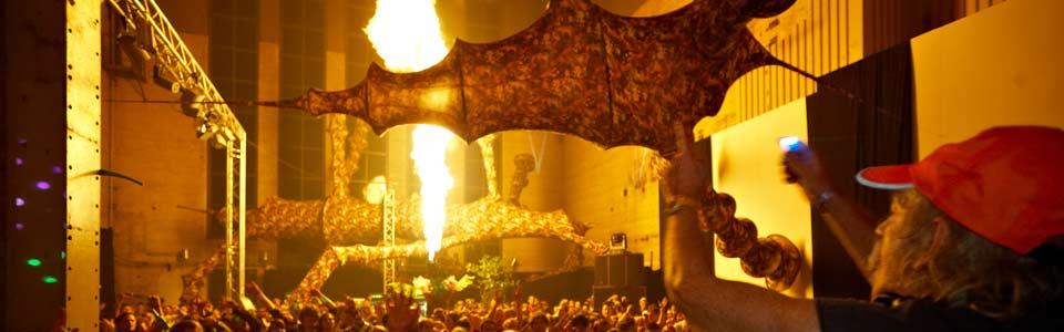 ODYSSEE BERLIN  PSY TRANCE SILVESTER PARTY  Raja-Ram-2011