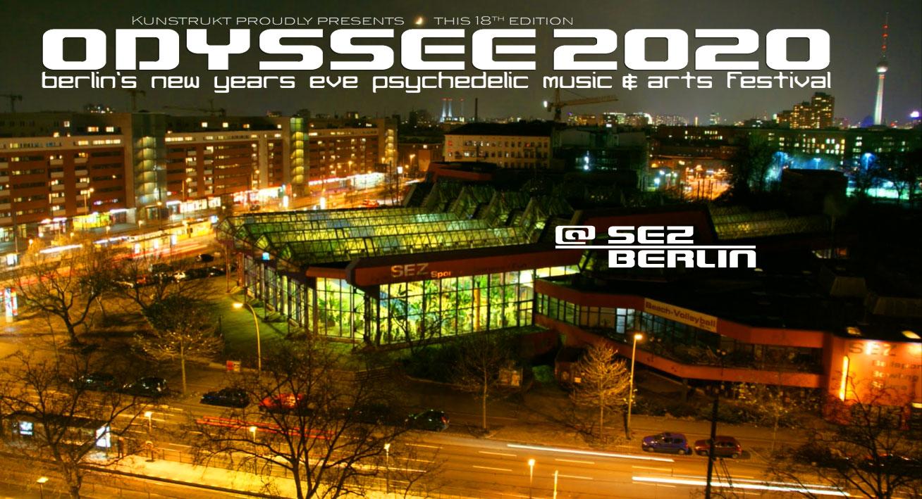 ODYSSEE 2020 @ SEZ BERLIN