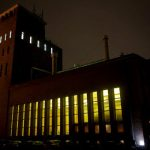 Alte Kindl Brauerei - by Night